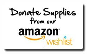 WCEC Amazon Wishlist
