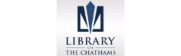 Library of the Chathams Logo
