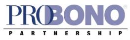 Pro Bono Partnership Logo